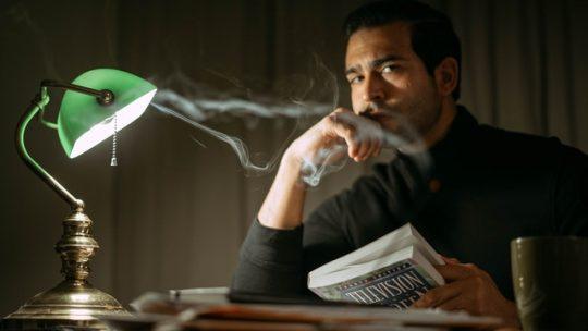Derfor skal du begynde at ryge E cigaretter