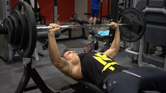 Mærk ændringer i din træning med en træningsbænk