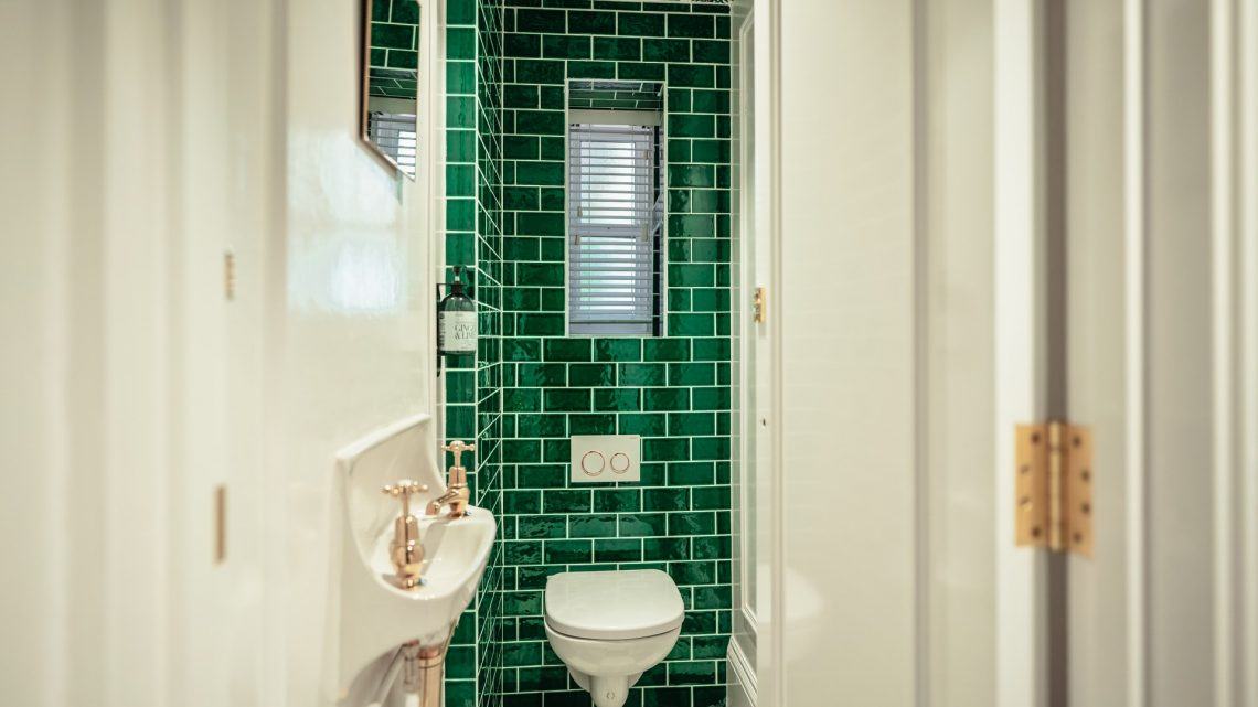 Nyt liv til badeværelset